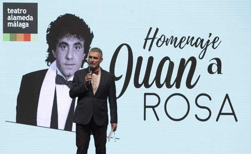 Fotos del homenaje a Juan Rosa 'El Pulga'