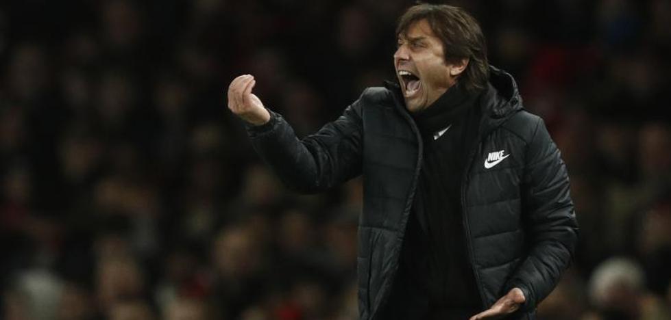 Conte dice que Mourinho debe sufrir «demencia senil»