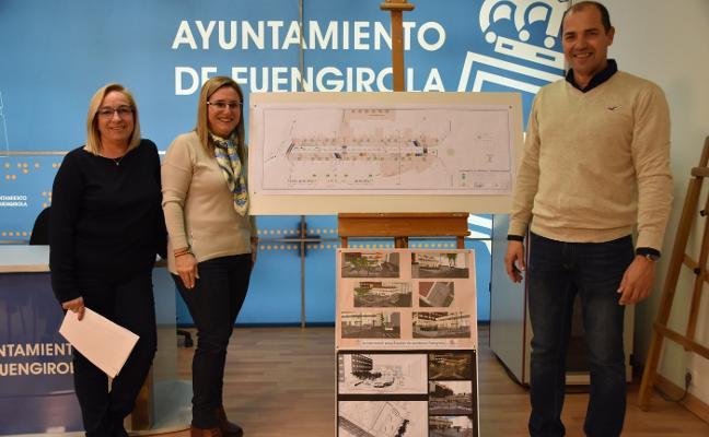 Fuengirola inicia el año con la ejecución de cinco proyectos de mejora por 1,5 millones