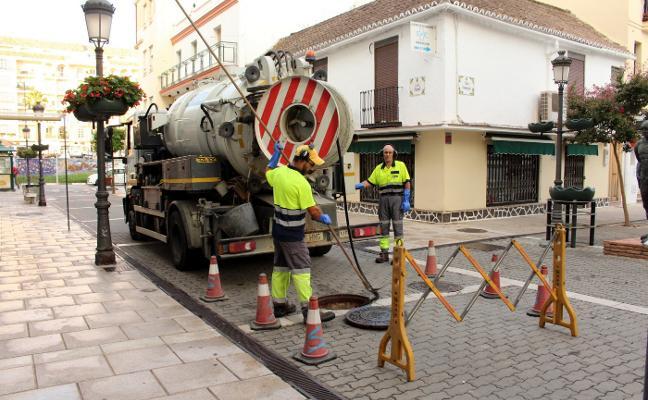 El Ayuntamiento de Estepona saca a concurso el suministro de combustible