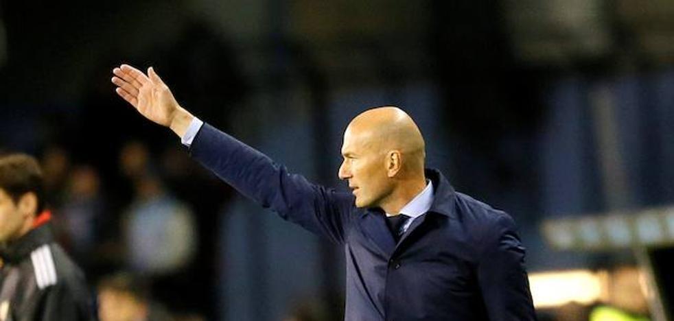 Zidane: «No vamos a hablar de la liga todos los fines de semana»