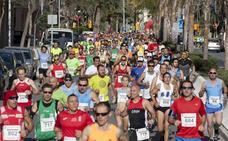 7 carreras populares en los distritos de Málaga que no te puedes perder este año