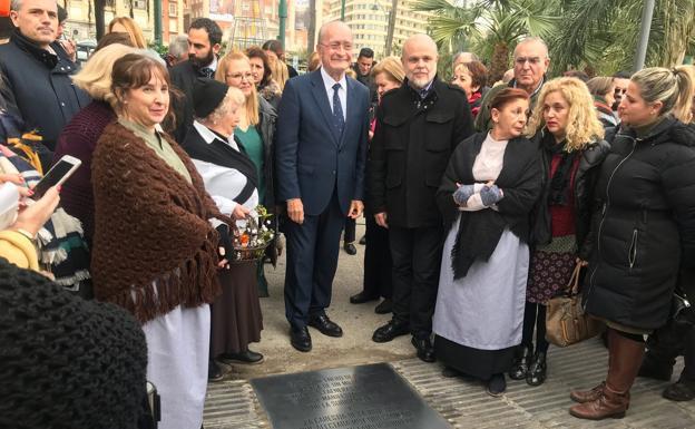 La primera revolución de mujeres de la historia local