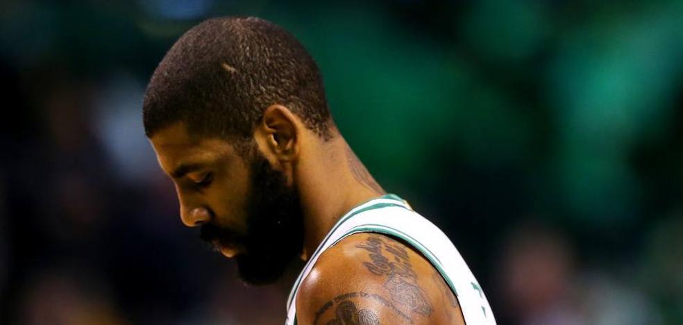 Irving califica de «increíble» disputar un partido de la NBA en Londres