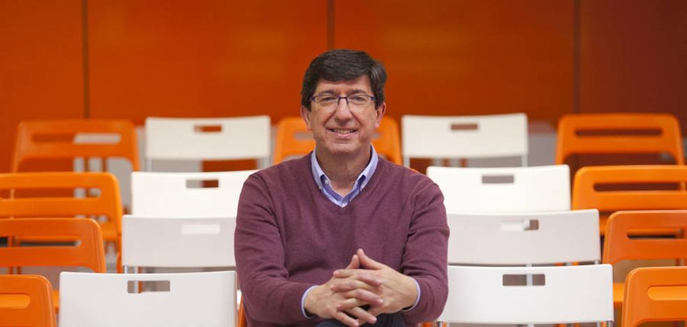 «Cassá tiene un perfil idóneo para repetir como candidato a la Alcaldía de Málaga»