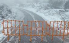 La entrada a la Sierra de las Nieves y El Torcal queda restringida a los vehículos