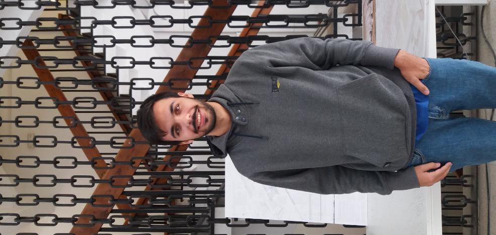 Ángel Ramos: «No he podido tener mejor experiencia con el 'Buddy Program'»
