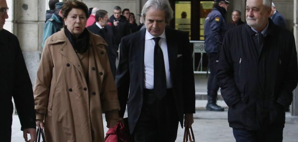 El PP solicita que Susana Díaz testifique en el juicio del 'caso ERE'