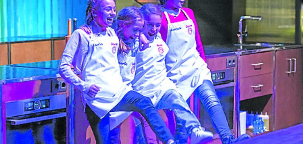 'MasterChef Junior' celebra esta noche su final
