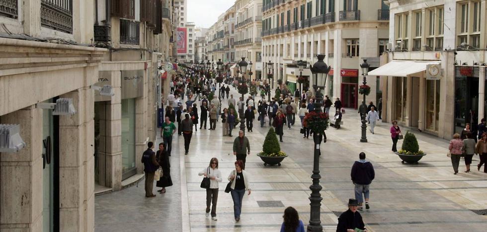 Las nuevas aperturas comerciales pendientes en la Calle Larios