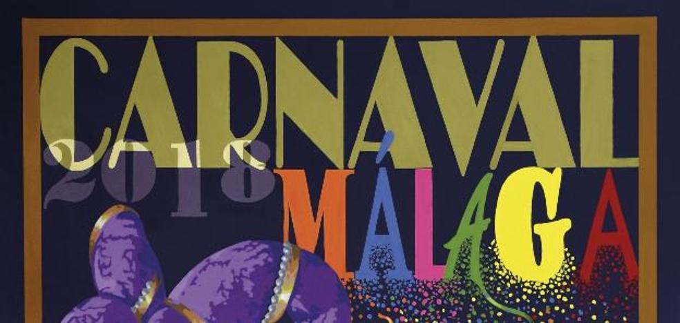 Así adaptarán la iluminación de la calle Larios para mantenerla durante el Carnaval de Málaga