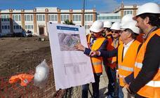 La recuperación económica activa proyectos por valor de 30 millones de euros en el entorno de Tabacalera