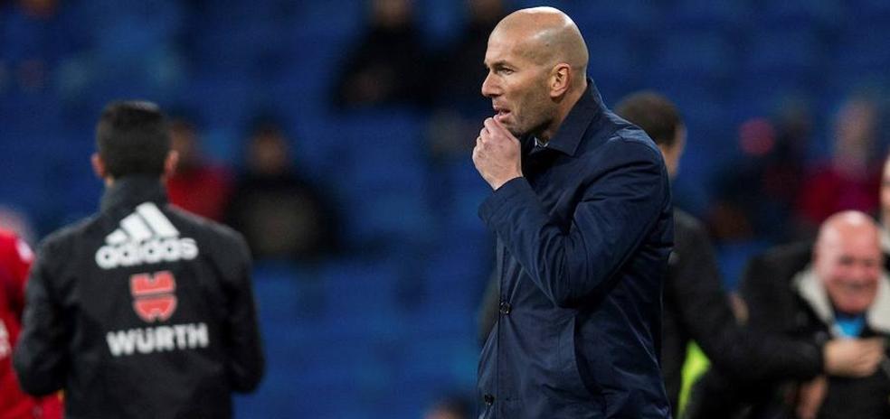 Zidane: «Esto lo vamos a sacar adelante»