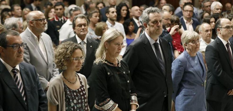 El juez del Supremo investiga tres cuentas de la Generalitat en Bruselas
