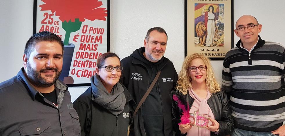 Málaga para la Gente pide que el autobús sea gratuito para quienes viajen disfrazados en Carnaval