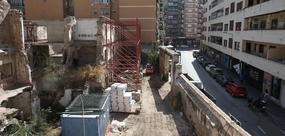 La recuperación del convento de San Andrés de Málaga recaba financiación del Gobierno