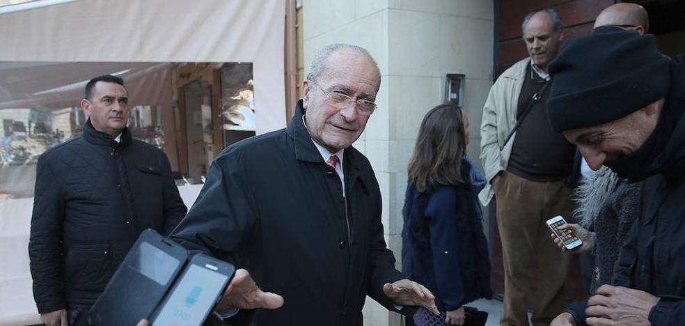 Comienza la cuenta atrás para que De la Torre decida si quiere ser candidato a la Alcaldía de Málaga en 2019