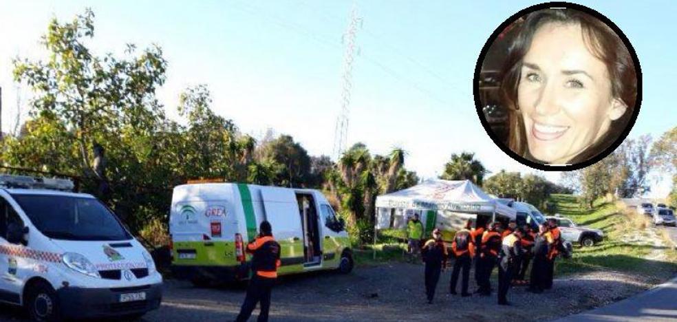 Amplían el dispositivo de búsqueda de la mujer desaparecida en Marbella