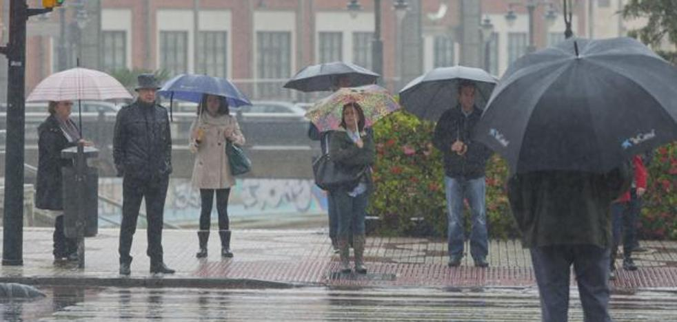La lluvia vuelve este fin de semana a Málaga