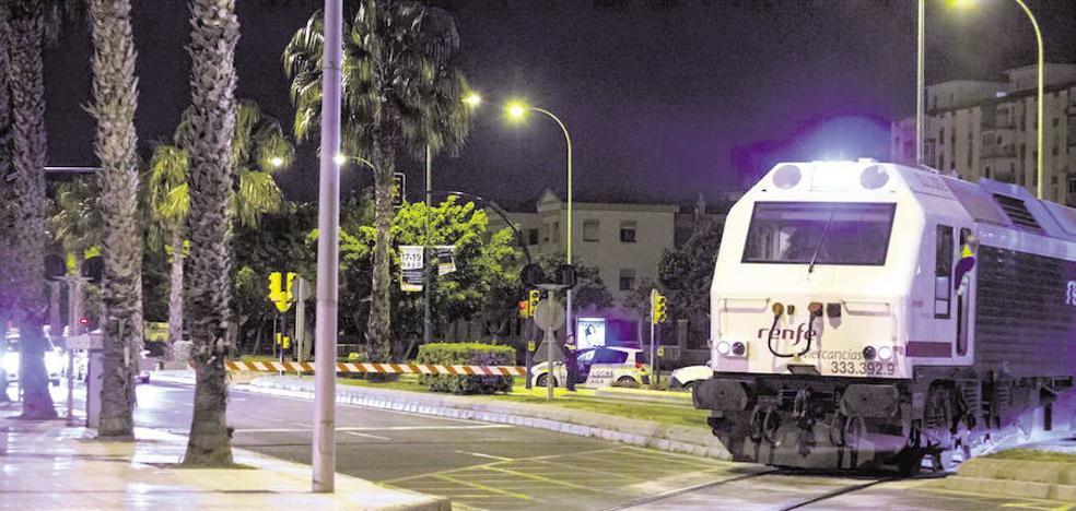Puerto y Ayuntamiento se comprometen a poner dinero para el soterramiento del tren
