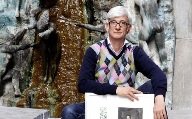Juanjo Fuentes inaugura hoy su nueva exposición en San Telmo