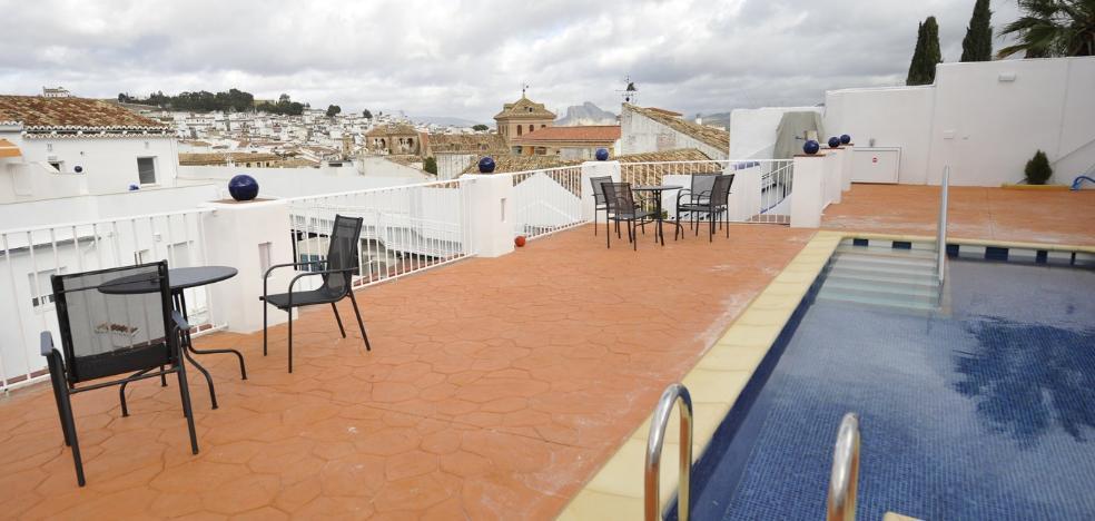 El Hotel Infante se suma a la oferta turística con las vistas como punto fuerte