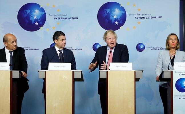 Europa cierra filas con Irán para salvar el acuerdo nuclear