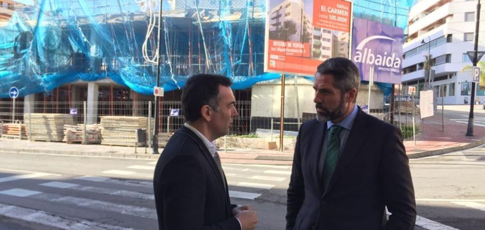 La inversión urbanística en Las Lagunas ascenderá a 20 millones de euros este año