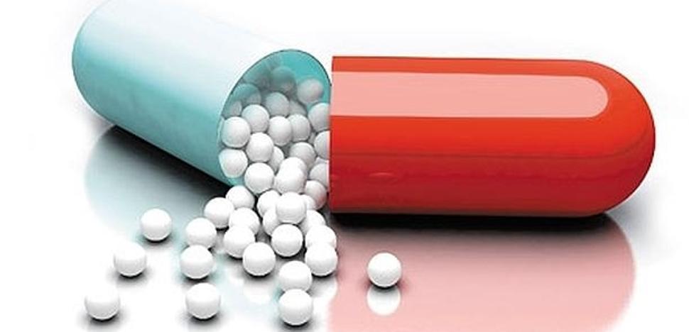 Sanidad retira del mercado varios lotes de dos antibióticos