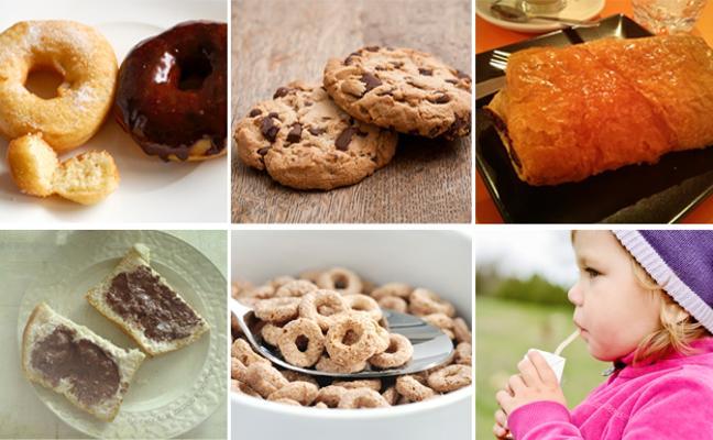 Descubre las calorías (y el azúcar) que tienen los alimentos que das a tu hijo para el colegio