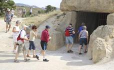 El Sitio de los Dólmenes de Antequera supera por primera vez los 200.000 visitantes anuales