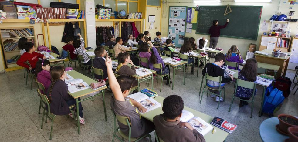 La violencia arraiga en las aulas