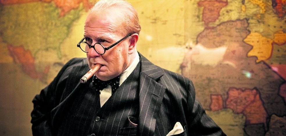 «Winston Churchill ha sido el inglés más importante de la historia»