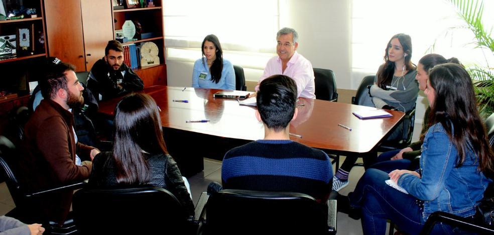 Comienzan en Estepona los planes de empleo para personas en riesgo de exclusión social
