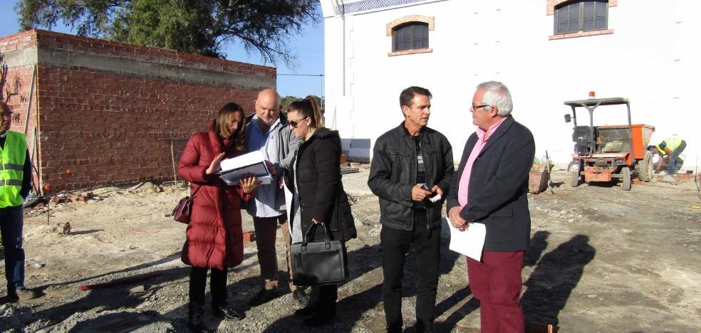 El centro de Artes Escénicas del Ingenio afronta la fase de obras del exterior