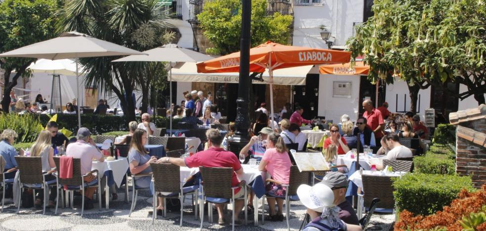 El sector inmobiliario y la hostelería tiran de la creación de empresas en el municipio