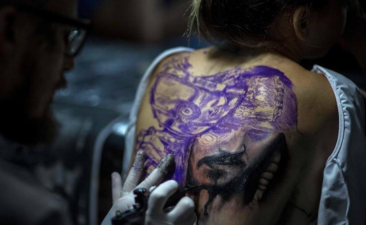 Brasil celebra su Tattoo Week