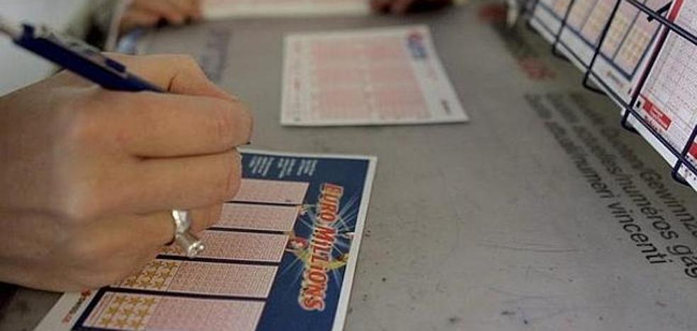Un boleto del Euromillones validado en Rincón de la Victoria se lleva 'El millón'