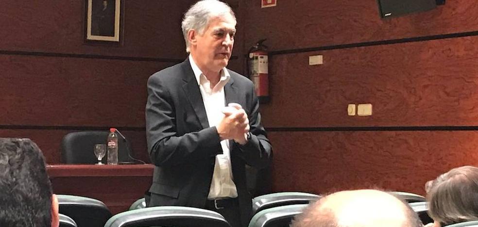 Rafael Garesse, elegido académico correspondiente de la Academia Malagueña de Ciencias en Madrid