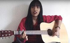 Una joven conmueve a la red con una canción homenaje a Diana Quer