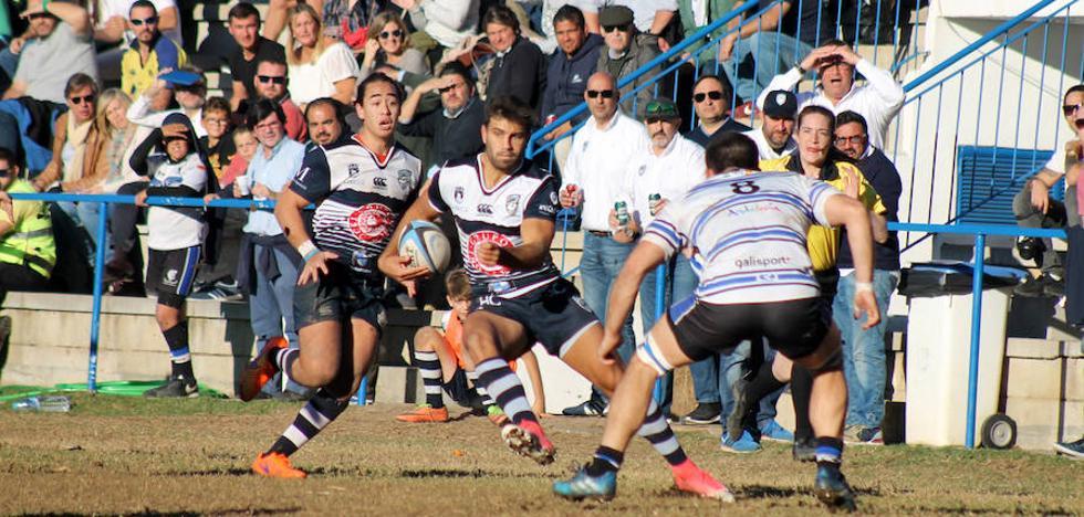 Conjura del Trocadero Marbella Rugby para cortar su mala racha