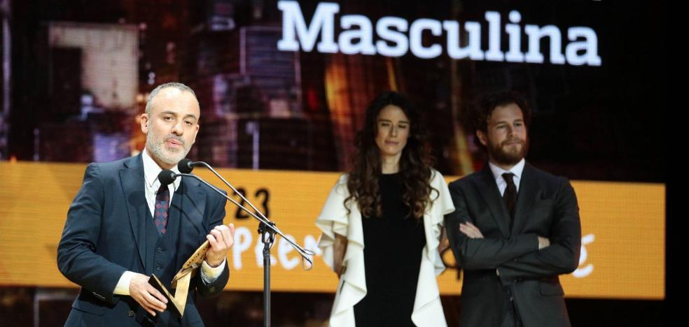 'El autor' y 'La librería' comparten el Premio Forqué a la mejor película