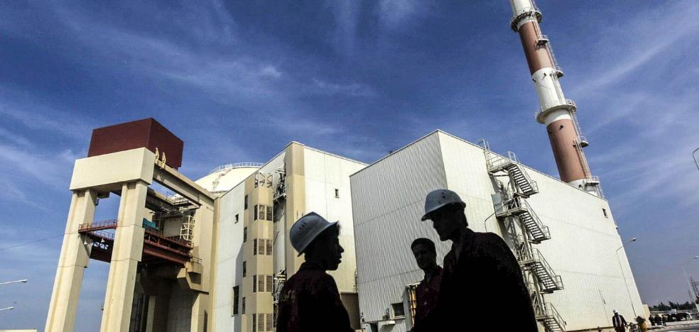Irán anuncia una enérgica reacción al ultimátum y las sanciones de EE UU