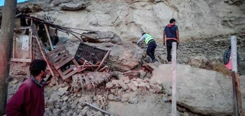Un fallecido y 65 heridos en un terremoto de magnitud 6,8 que sacudió el sur de Perú