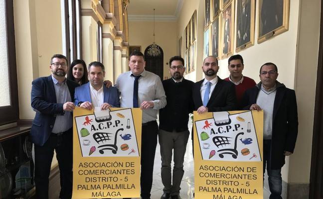 Primera asociación de comerciantes y empresarios de Palma-Palmilla