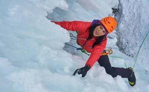Cecilia Buil: «El miedo es un aliado en la montaña»