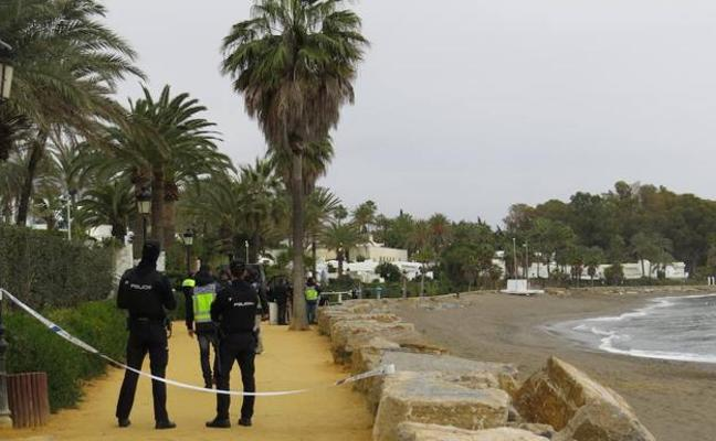 Las primeras hipótesis no vinculan la muerte de la desaparecida en Marbella con violencia machista