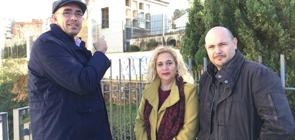 Zorrilla demanda mejoras en el parque y el cementerio de San Miguel
