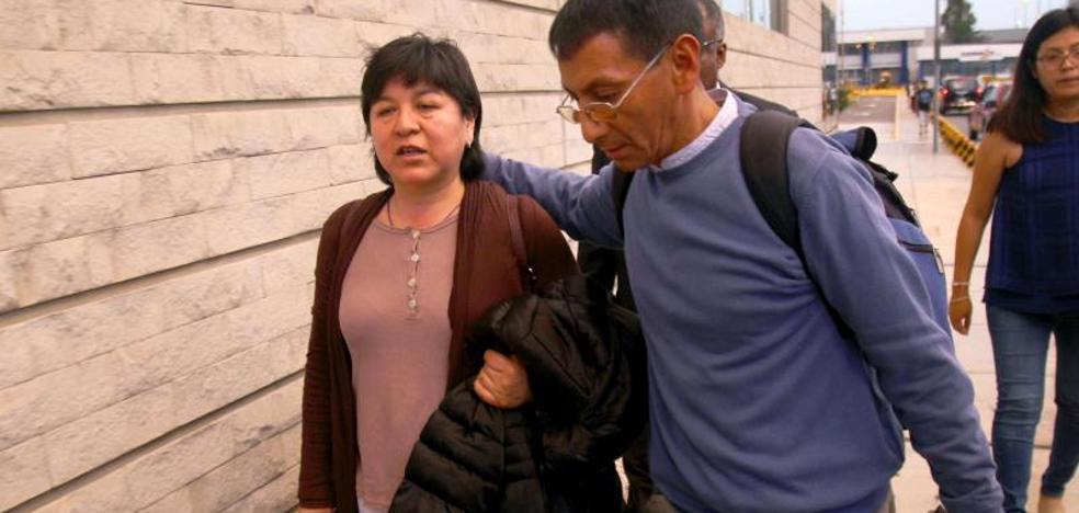 La familia de la desaparecida en Perú: «No se sabe si ha sido un accidente. ¿Por qué no la socorrieron?»