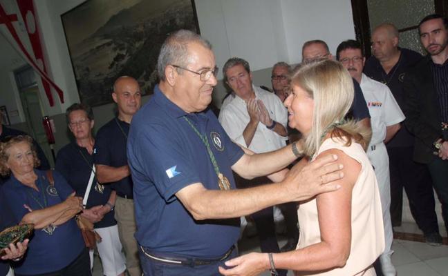 Fallece Francisco Cañete, presidente de la asociación de la Virgen del Carmen de los submarinistas malagueños